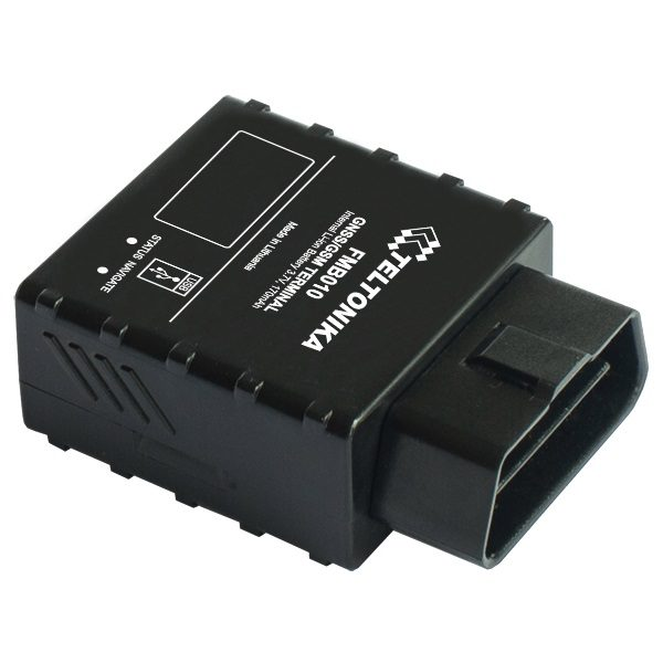 GPS Tracker OBDII plug & play