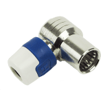 Hirschmann Quick fix F-connector haaks