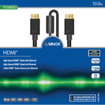 Sinox Plus HDMI kabel V2.0b  4K/UHD 60 Hz  10 mtr.