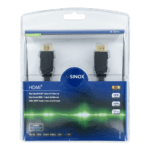 Sinox Plus HDMI kabel V2.0b  4K/UHD 60 Hz  5 mtr.