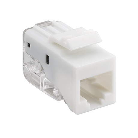 CAT5e UTP Keystone Connector - Toolless