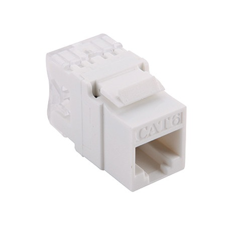 CAT6 UTP Keystone Connector - LSA
