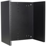 12U Wall Mount Bracket - 300mm diep