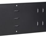 4U Wall Mount Bracket - 180mm diep