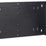 6U Wall Mount Bracket - 180mm diep