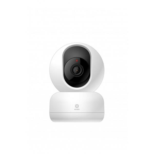 WOOX R4040PTZ Smart PTZ Indoor camera [WiFi, 1080p, 360 graden, Pan/Tilt/Zoom, White]