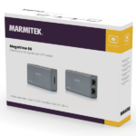 Marmitek MegaView 60 - HDMI, over 2 CAT5 kabels, tot 60 m, Full HD